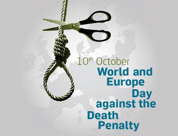 Ziua Internaţională de luptă împotriva pedepsei cu moartea