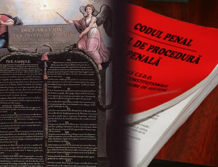 Principiul legalităţii incriminării