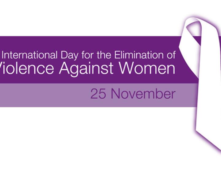 Ziua Internaţională pentru Eliminarea Violenţelor împotriva Femeilor