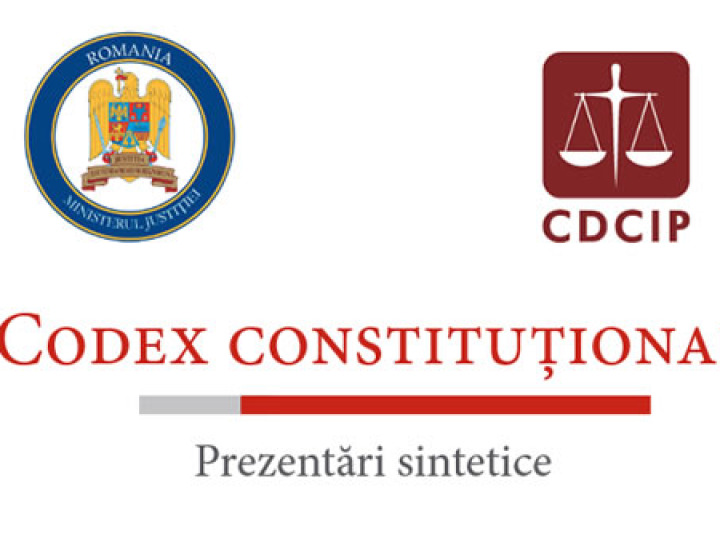 Codexul constituțional UE