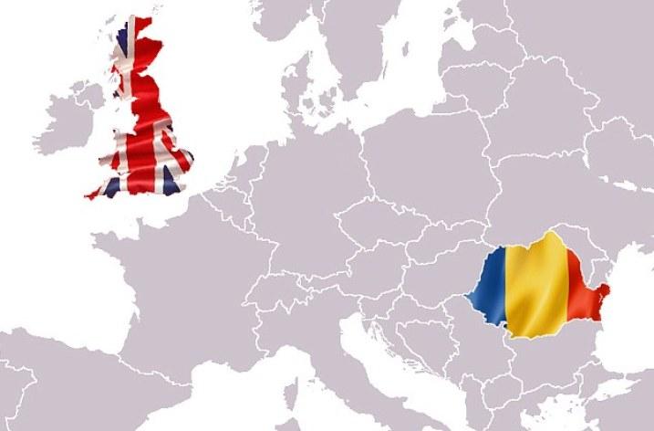 Percepția asupra românilor din Marea Britanie  – Discuții diplomatice