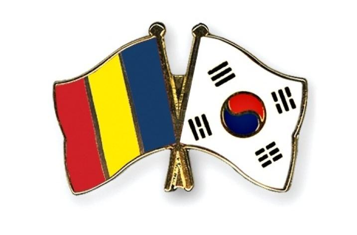 Aniversarea a 25 de ani de la stabilirea relaţiilor diplomatice dintre România şi Coreea de Sud