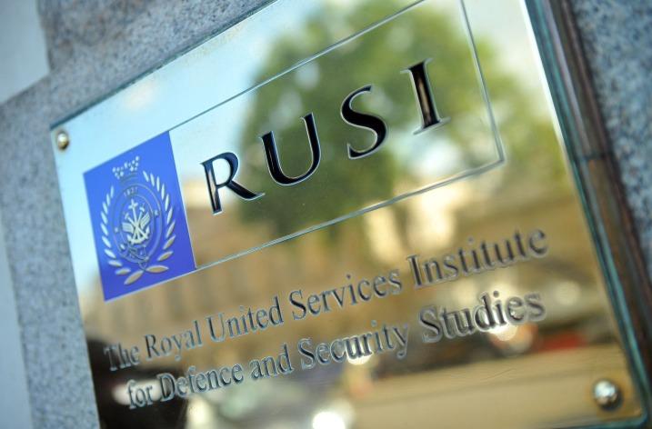 Conferinţa Royal United Services Institute
