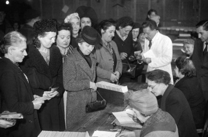 Femeile şi dreptul la vot