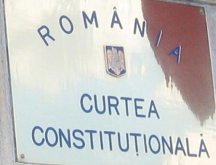 Decizie CCR cu privire la Legea de punere în aplicare a Codului Penal