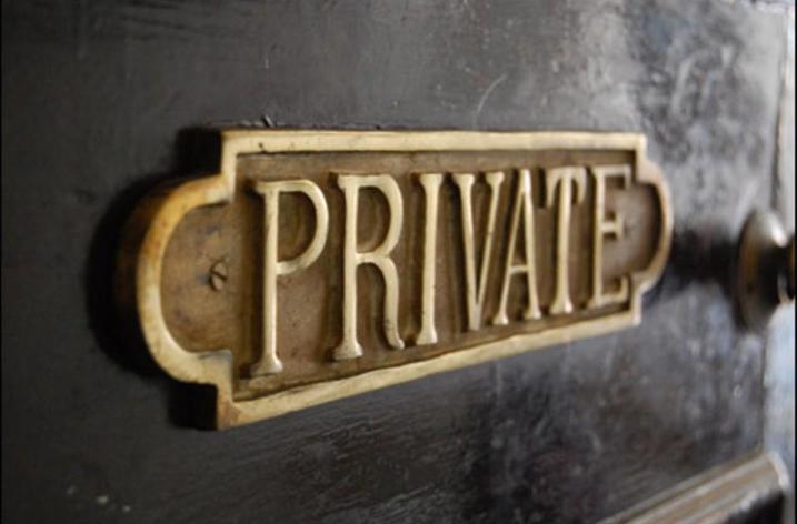 Dreptul la viaţă privată