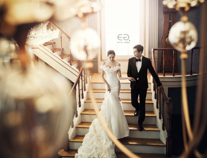 Korean wedding style, is it okay the way it is?