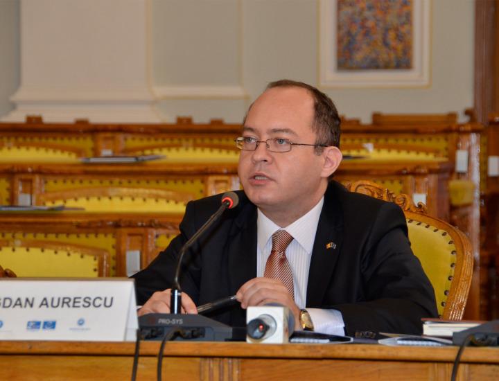 Mesajul lui  Bogdan Aurescu de Ziua Mondială a Libertăţii Presei