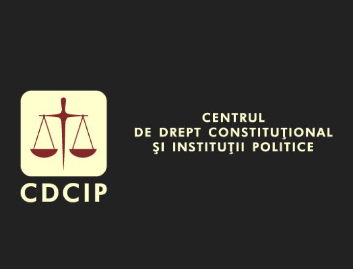 Concursul anual de pledoarii 2015 – Centrul de Drept Constituţional şi Instituţii Politice