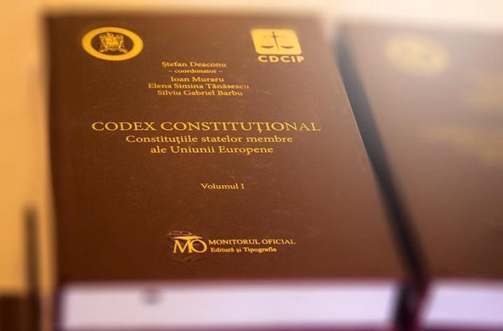 Codex-ul Constitutional – Constitutiile statelor membre ale Uniunii Europene