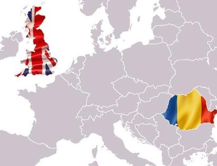Cum au evoluat relațiile comerciale dintre România și Regatul Unit al Marii Britanii și al Irlandei de Nord