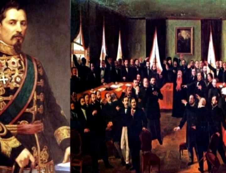 Împlinirea a 157 de ani de la Unirea Principatelor Române