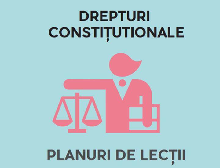 Predarea dreptului constituțional elementar în stil american