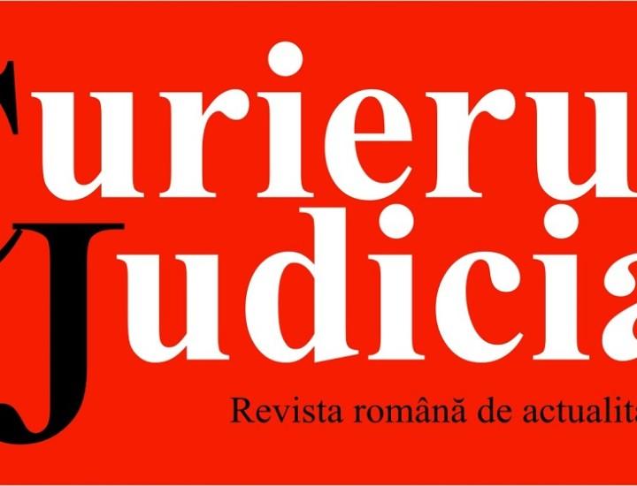 Curierul Judiciar nr. 7/2015