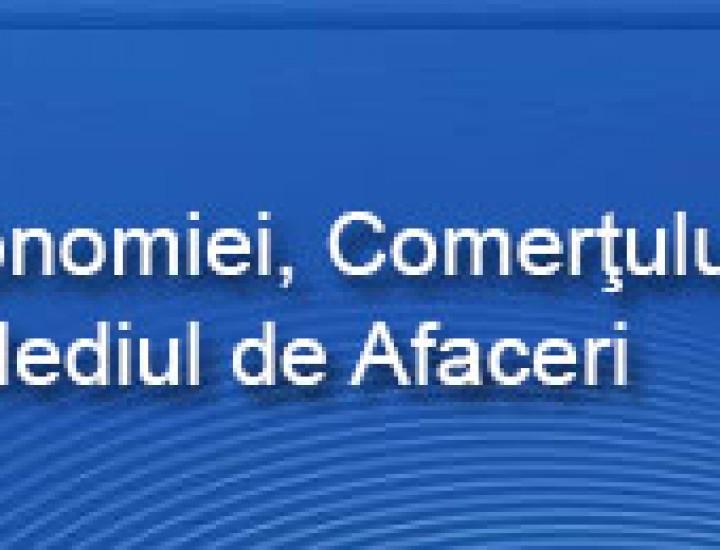 Semnarea Memorandumului de înţelegere între Ministerul Strategiei și Finanţelor din Republica Coreea și Ministerul român al Economiei, Comerţului și Relaţiilor cu Mediul de Afaceri