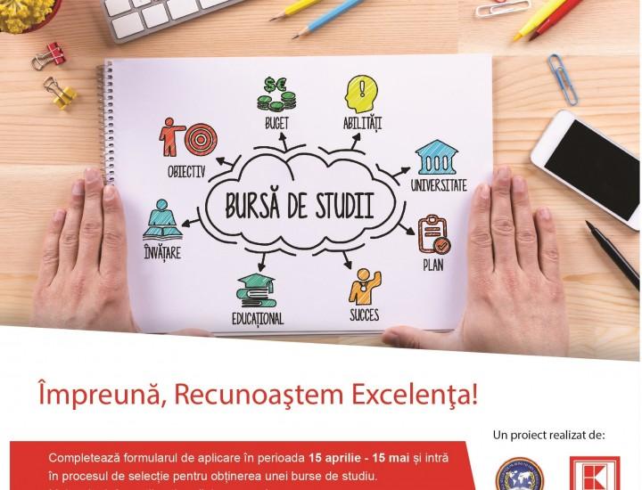 Kaufland România și LSRS îți aduc mai aproape educația din străinătate