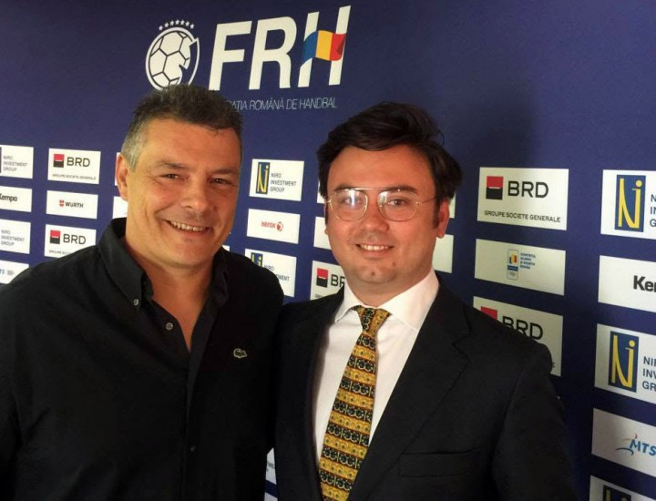 Un avocat român din Barcelona a intermediat aducerea noului antrenor al echipei naționale de handbal