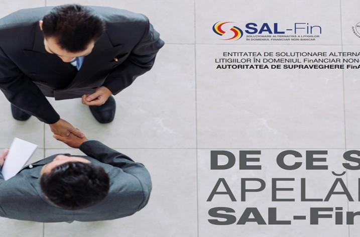 Entitate de Soluţionare Alternativă a Litigiilor – SAL-Fin