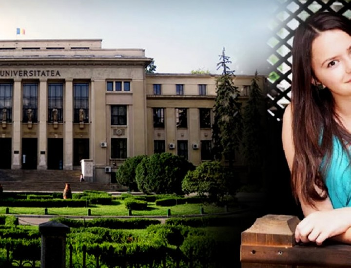 Ioana Macar – Primul candidat admis la Facultatea de Drept în cadrul Universităţii Bucureşti