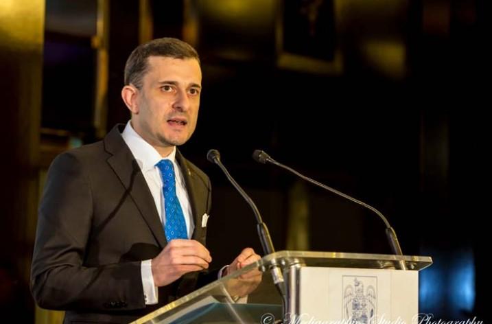 INTERVIU cu George Bologan, noul ambasador al României la Roma
