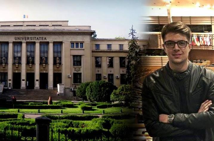 Campionii admiterii- de vorbă cu Sebastian Toader