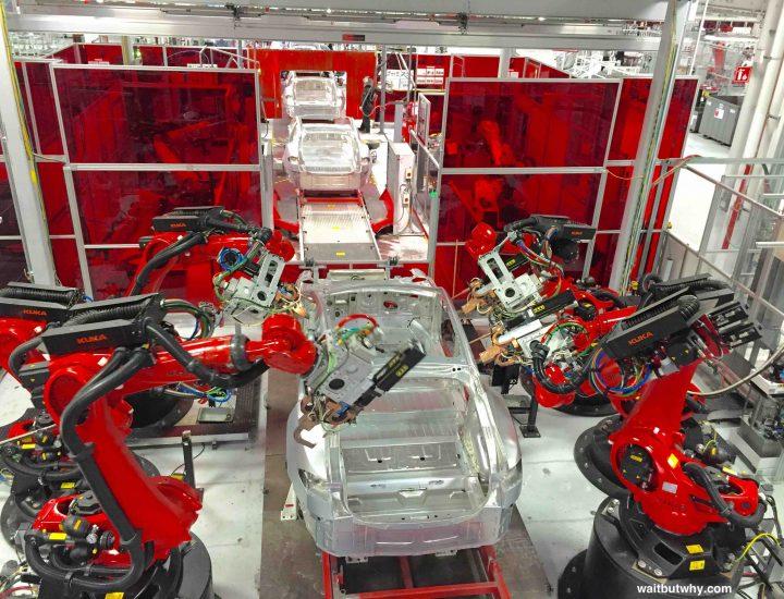 Vor inlocui roboții forța de muncă clasică?