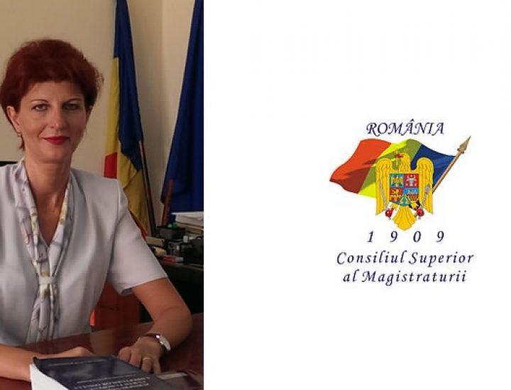 Interviu cu Nicoleta-Margareta Țînț, președinta Curții de Apel Brașov