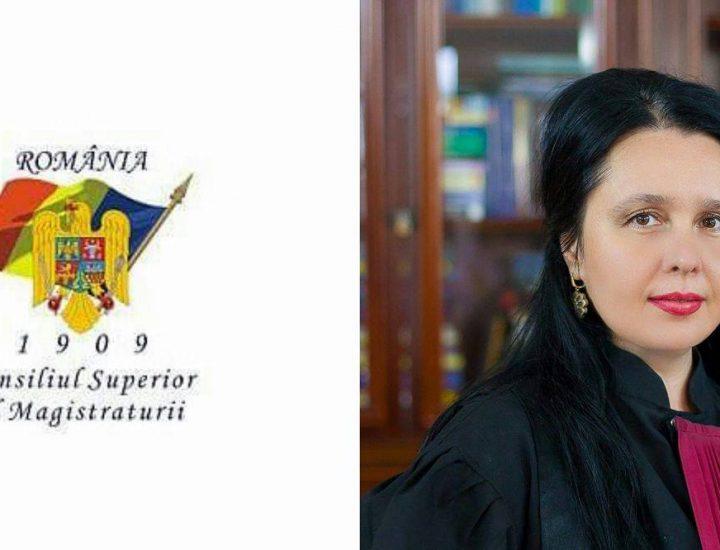 Alegeri CSM – Diana Maria Sima – judecător la Tribunalul Alba