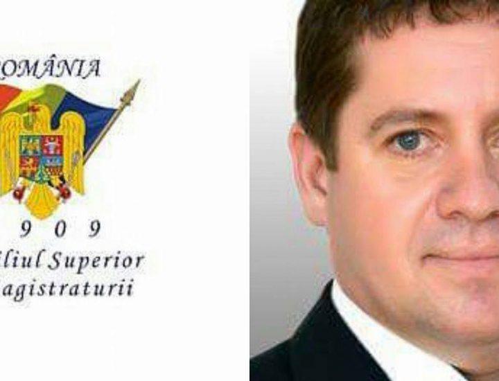 Alegeri CSM – Dragoș Popoiag – judecător la Tribunalul Dâmbovița