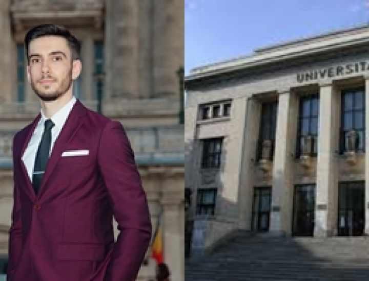 INTERVIU cu Radu Togan, admis la Institutul Național al Magistraturii și Barou