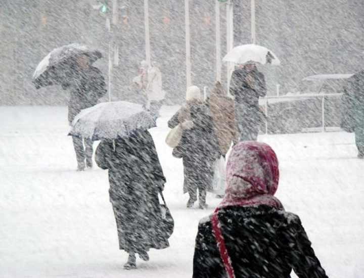 Informare privind activitatea școlilor și universităților din zonele afectate de condițiile meteorologice nefavorabile