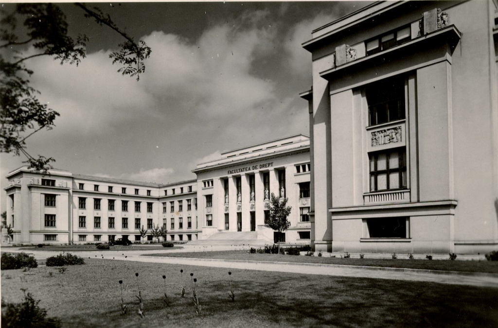 Facultatea de Drept 1936