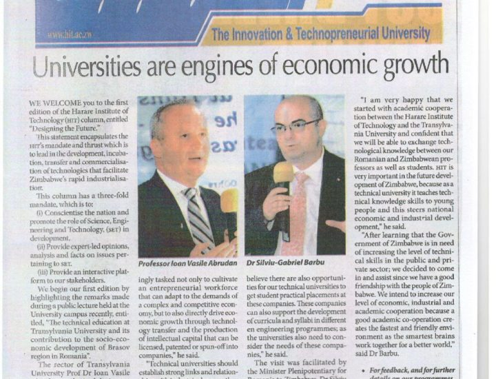 Universities are engines of economic growth