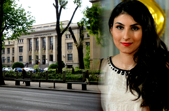 INTERVIU Primul candidat admis la Facultatea de Drept în cadrul Universității din București, Teodora Șelaru