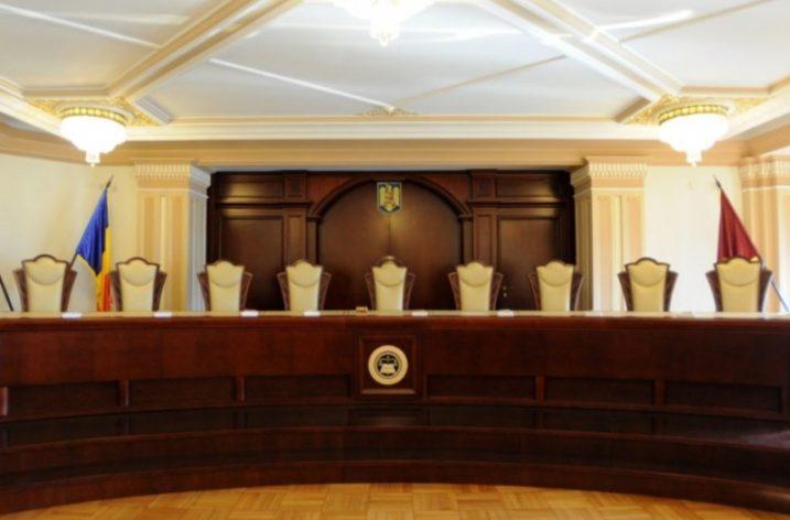 Conflictul juridic de natură constituțională. Scurte considerații.