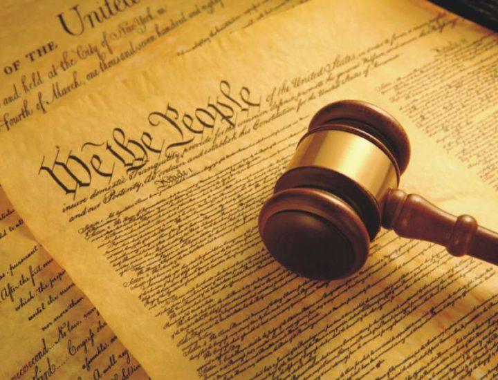 Domnia legii și aspecte privind justiția constituțională