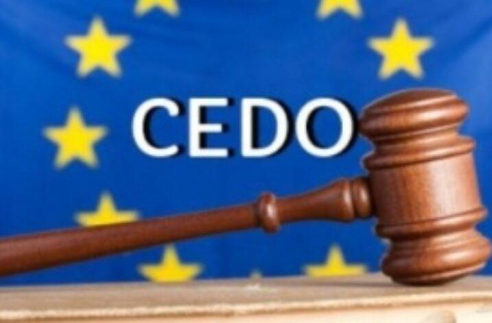 România la CEDO: Cauza Lascău. Condamnare pentru luare de mită fără ascultarea martorilor, obligarea statului la plata a 1500 euro daune morale